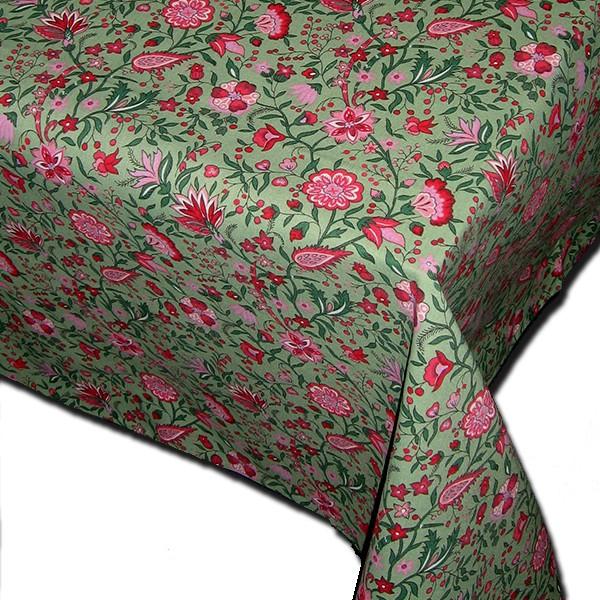 Table Cloth Yvette Green