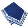 Napkins Gordes Blue & White