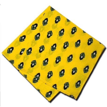 Napkins Ales Green and Yellow