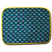 Placemat Manosque Green and Yellow