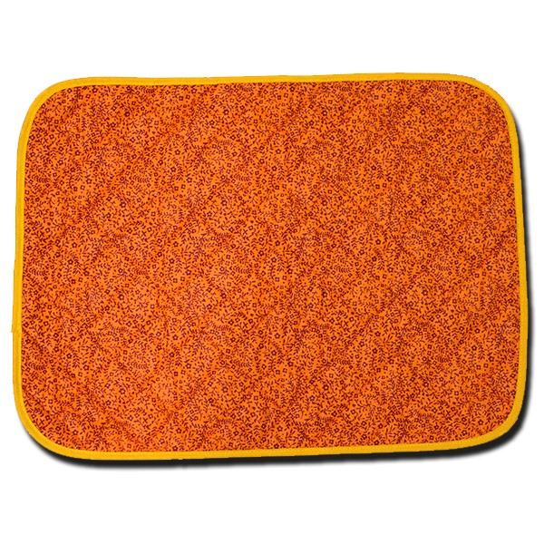 Placemat Manosque Rust (Backside)