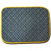 Placemat Calisson Green (Backside)
