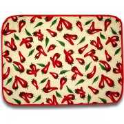 Placemat Chili Pepper Off White