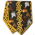 Table Runner - Rooster and Hen Collection