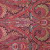 Quilted Fabric from Provence Design Manosque Red and Yellow