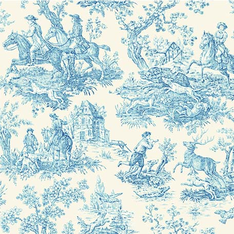 Toile De Jouy Fabric Collection A Touch Of Provence