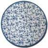 Placemat Yvette Round White