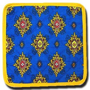 Coaster Calisson Blue
