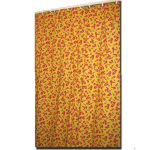 Shower Curtain – Chili Pepper Collection