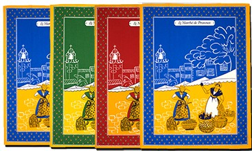 DISH TOWELS From Provence