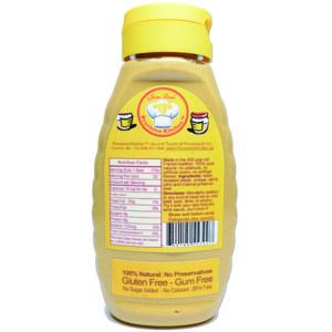 Dijon Mustard Classic (Back Label)