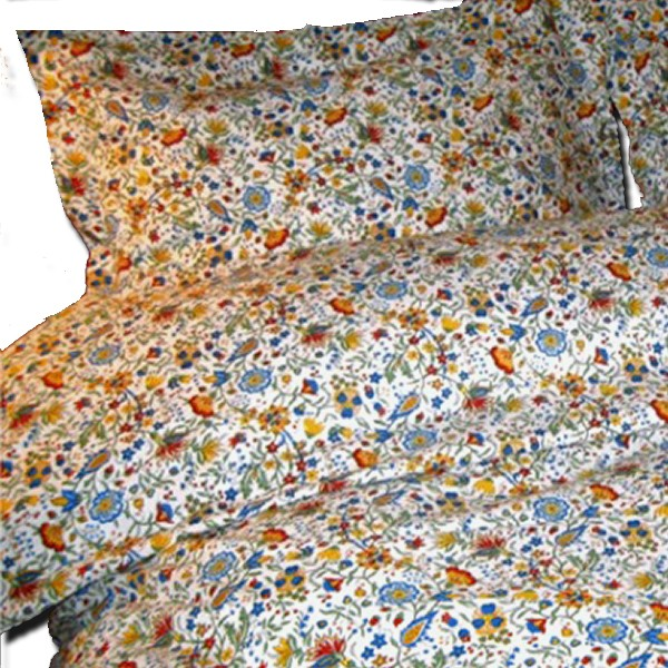 DUVET COVER Yvette White