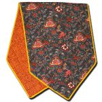 Table Runner Manosque Rust