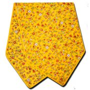 Table Runner Yvette Yellow