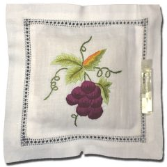 Lavender Pillow Sachet Red Grapes