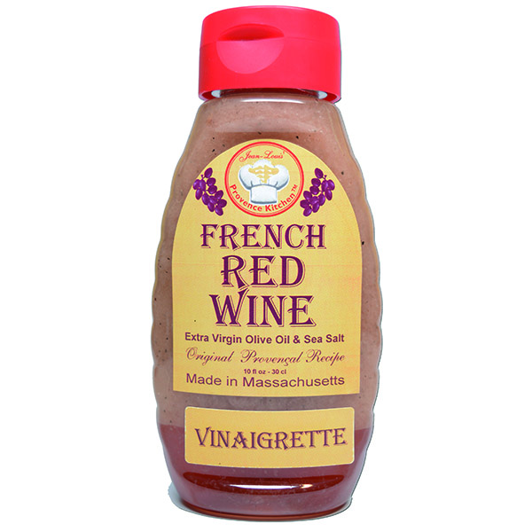 Vinaigrette All Natural Red Wine from France