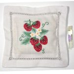 Lavender Pillow Sachet Wild Strawberries