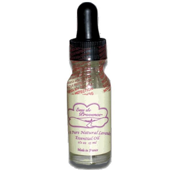 Lavandin Essential Oil Eau de Provence® 1/2oz Dropper