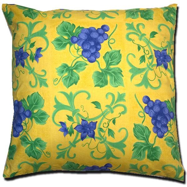 Pillow Case Raisin Yellow