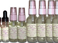 Lavandin Essential Oil Eau de Provence® Sprayers and Droppers