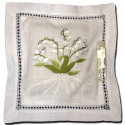 Lavender Pillow Sachet Lily of the Valley