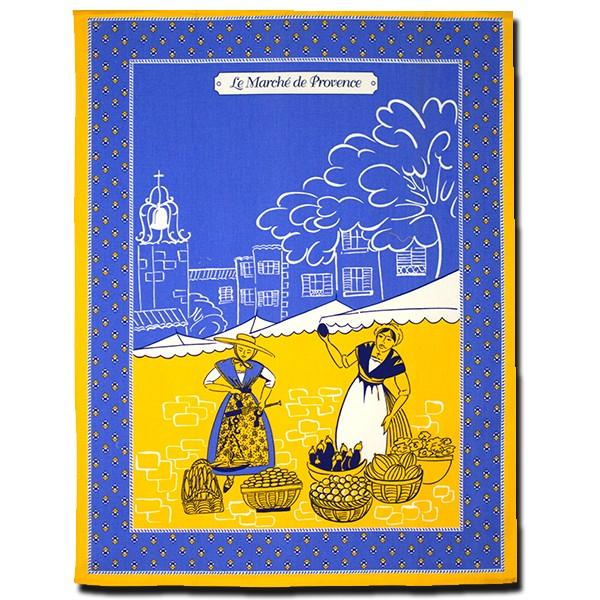 Dish Towel Provence Lavender