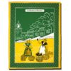 Dish Towel Provence Green and Yellow