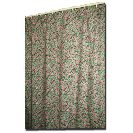 Shower Curtain Yvette Green