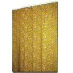 Shower Curtain Yvette Yellow