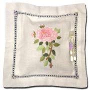 Lavender Pillow Sachet Pink Rose