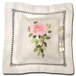 Lavender Pillow Sachet Pink Rose