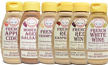 SALAD DRESSINGS All Natural from Provence Kitchen®