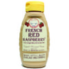 Salad Dressing Red Raspberry Vinegar - All Natural from Provence Kitchen® (Backside)