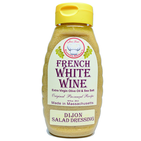 Salad Dressing Aged White Wine Vinegar - All Natural from Provence Kitchen®