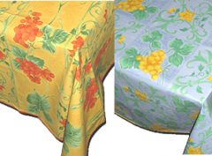 Tablecloths from Provence