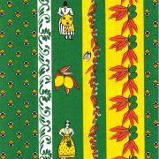 Fabric by the Yard Provence Design Provence Green and Yellow
