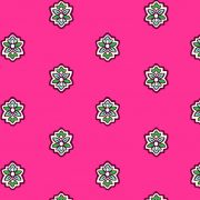 Fabric by the Yard Calisson Design Pink